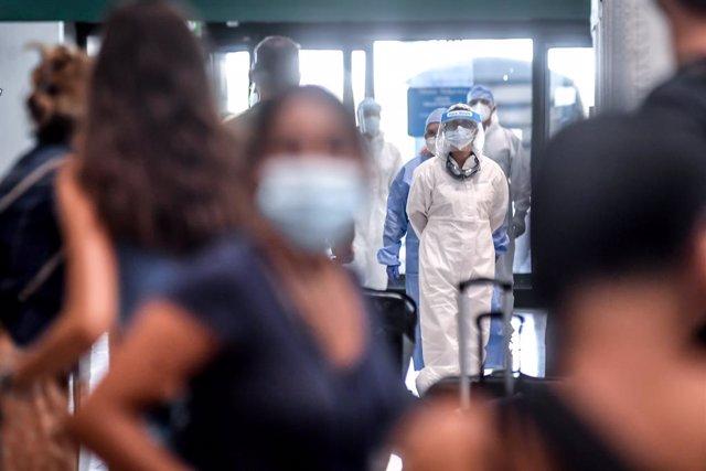 Coronavirus.- Italia rebasa los 1.000 contagios en un día por primera vez desde