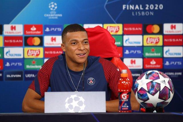 UEFA Champions League - Paris Saint-Germain press conference