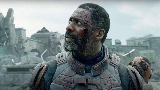 Idris Elba en El Escuadrón Suicida