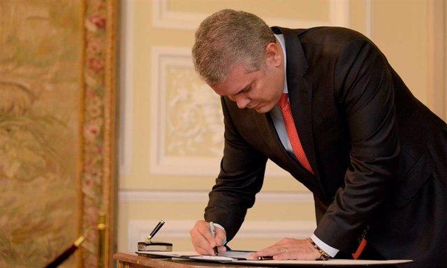 Colombia.- Duque condena las últimas masacres en Colombia y promete investigar l
