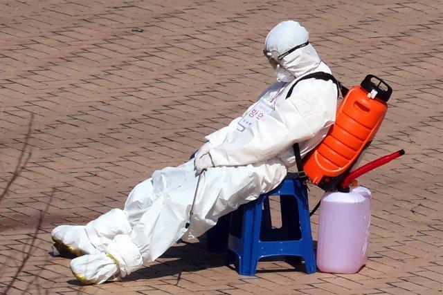Coronavirus.- Corea del Sur registra el mayor número de casos diarios desde el 7