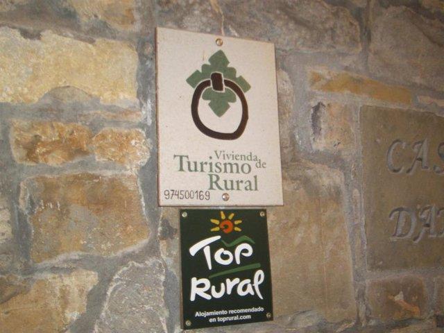 Turismo rural en Aragón.