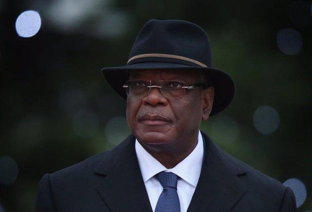 Malí.- La CEDEAO confirma la buena salud del expresidente Keita durante su reten