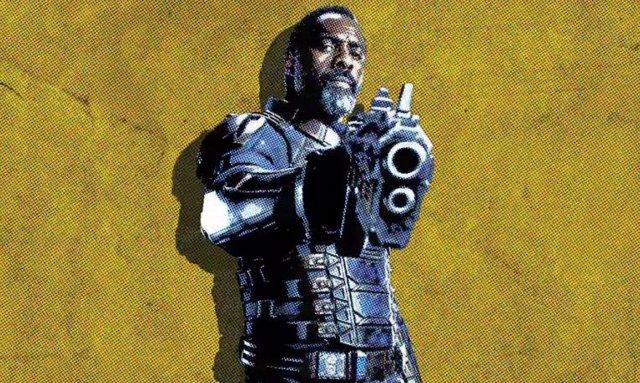 Idris Elba en Escuadrón Suicida (The Suicide Squad)