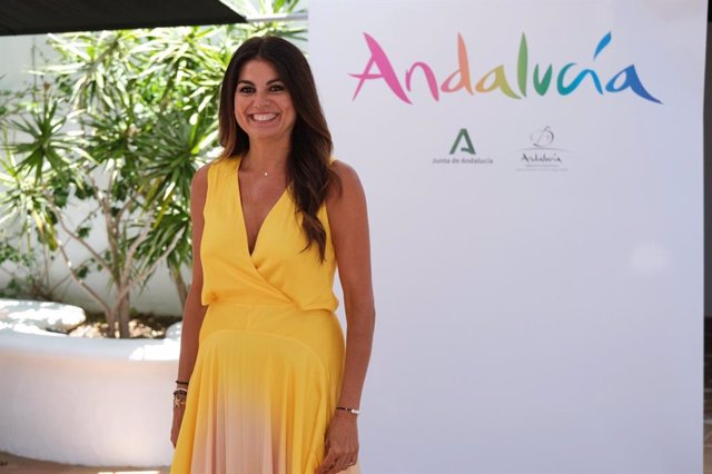 La delegada de Turismo de la Junta, Nuria Rodríguez