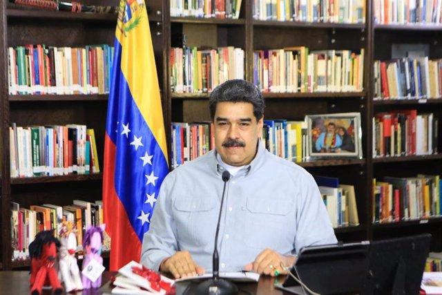 """Venezuela.- Maduro afirma que """"no está mala la idea"""" de hacerse con misiles anti"""