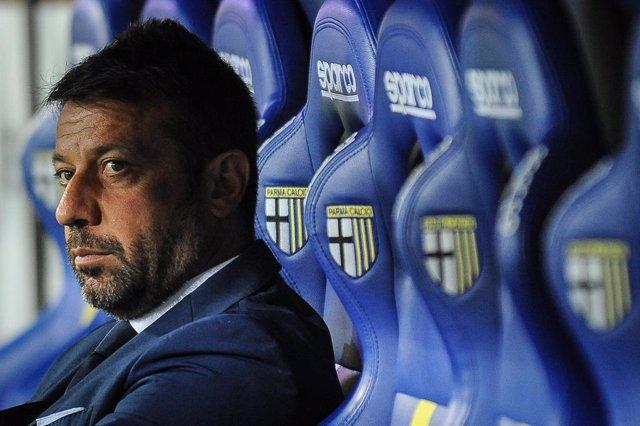 Fútbol.- El Parma despide a su entrenador Roberto D'Aversa