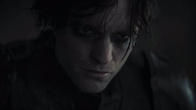 Robert Pattinson en el tráiler de The Batman