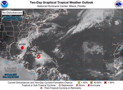 Al menos cinco muertos en Haití y cuatro en República Dominicana por el paso de la tormenta 'Laura'