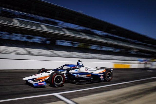 Motor.- Takuma Sato hace doblete en la Indy 500 con Alonso 21º y abandono de Pal