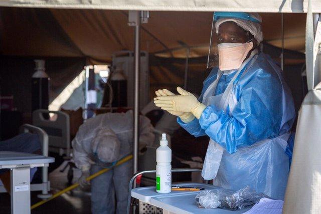 Coronavirus.- Sudáfrica roza los 610.000 contagios tras dar por superado el pico
