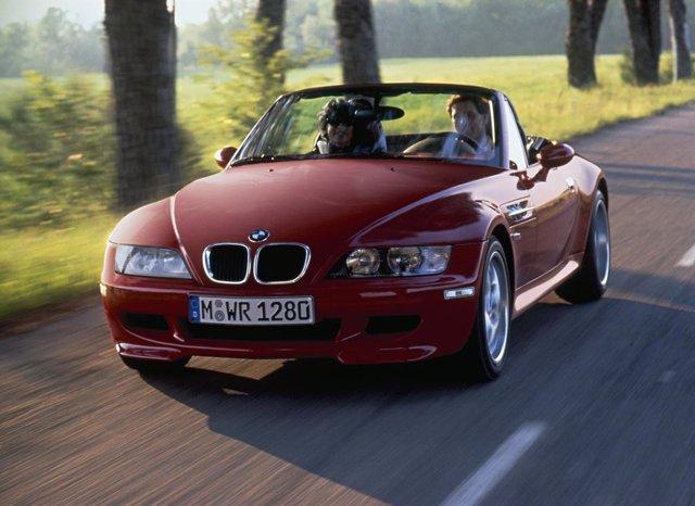 Economía/Motor.- BMW celebra el 25 aniversario del lanzamiento del Z3, del que v