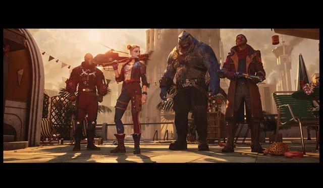 DC expande su universo con los nuevos videojuegos Suicide Squad: Kill the Justic