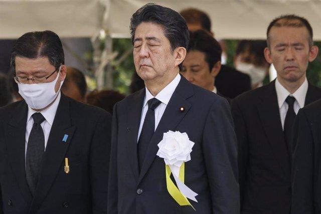 Japón.- Abe se convierte en el primer ministro japonés con más tiempo en el carg