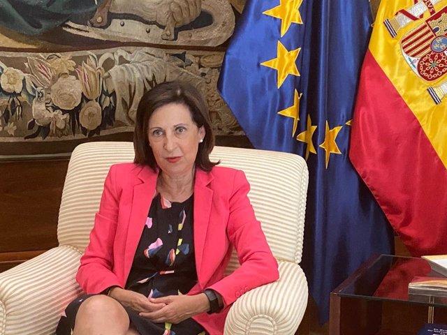 Robles admite que los días en los que no se conocía el paradero de Juan Carlos I