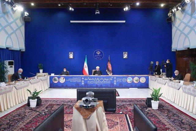 Irán.- Irán fija para el 18 de junio de 2021 sus próximas elecciones presidencia