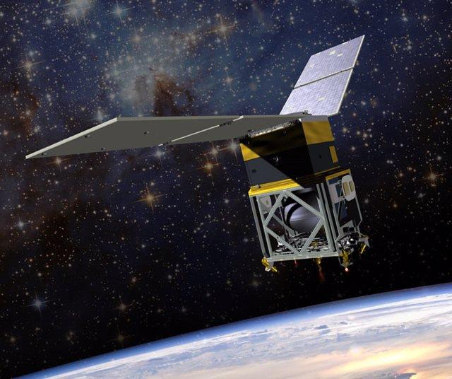 Misión GIPM De La NASA