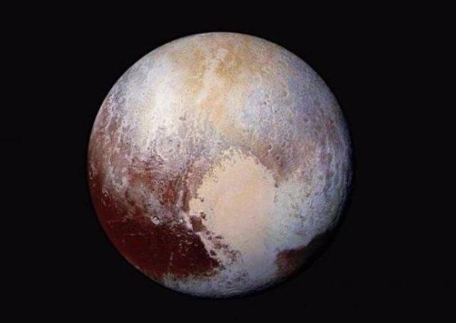 Hace catorce años que Plutón perdió la categoría de planeta