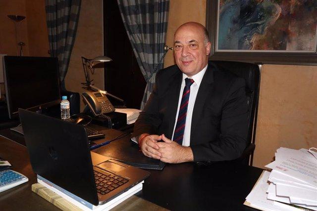 Antonio Ruiz.