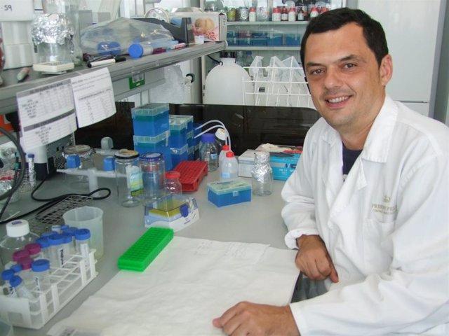 El investigador Slaven Erceg
