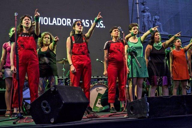 Chile.- Expertos de la ONU piden la retirada de los cargos contra el grupo femin