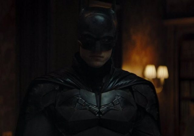 Robert Pattinson en el tráiler de The Batman