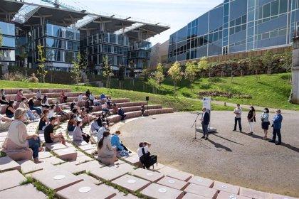 Arranca el 'X Encontro de Artistas Novos Cidade da Cultura'  con 40 participantes