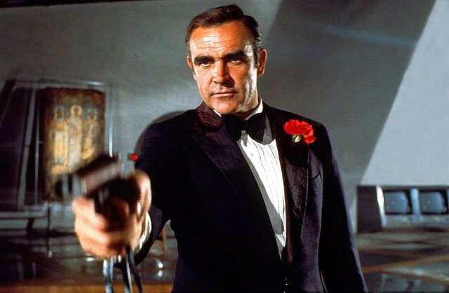 Sean Connery en Diamantes para la eternidad