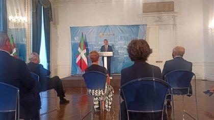 """Urkullu afirma que la capacidad del sistema de Salud vasco """"está garantizada"""", pese a la emergencia sanitaria"""