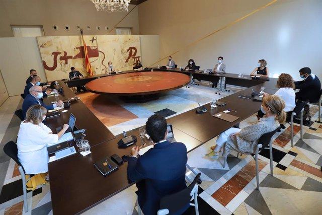 Reunió del Consell de Govern extraordinari