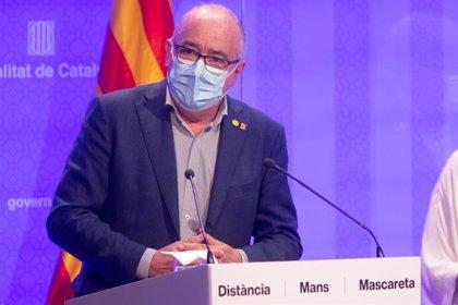 """Coronavirus.- Catalunya contempla grups """"no superiors"""" a 20 alumnes en Infantil i Primària"""
