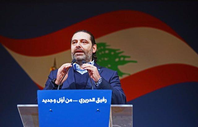 Líbano.- Saad Hariri se descarta como candidato a primer ministro de Líbano