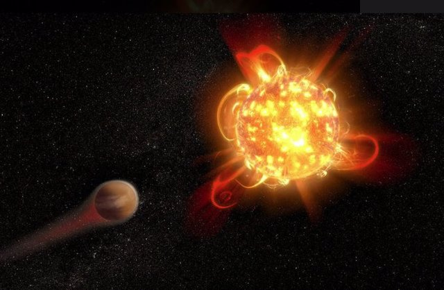 Luz ultravioleta revela la letalidad de un aparente sistema habitable