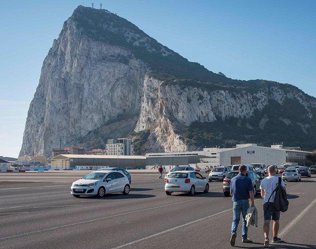 Coronavirus.- Gibraltar registra diez casos activos de COVID-19 entre trabajador