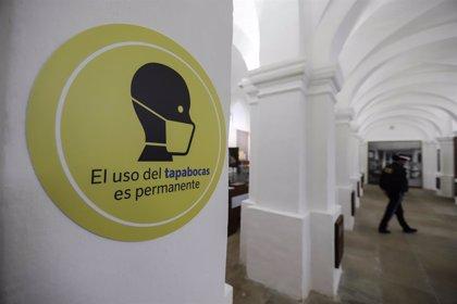 Coronavirus.- Colombia suma casi 10.500 contagios más y 277 fallecidos por coronavirus