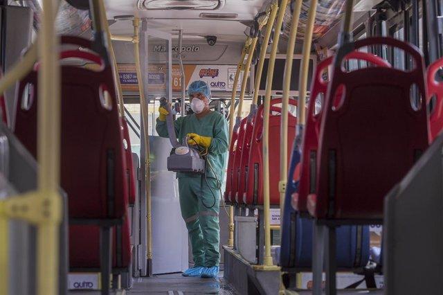 Coronavirus.- Ecuador levantará el estado de excepción por la crisis del coronav