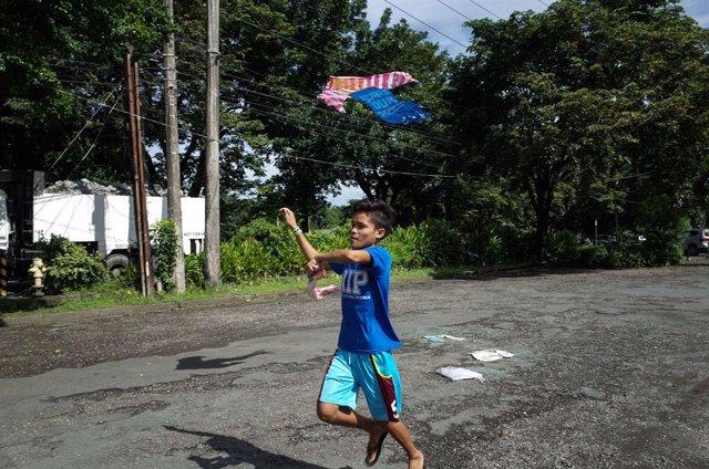 Filipinas.- La ONU alerta de que el conflicto armado en el sur de Filipinas cont