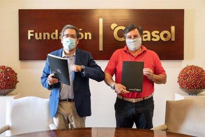 La Fundación Cajasol renueva su compromiso con el Ciencias Club de Rugby una temporada más
