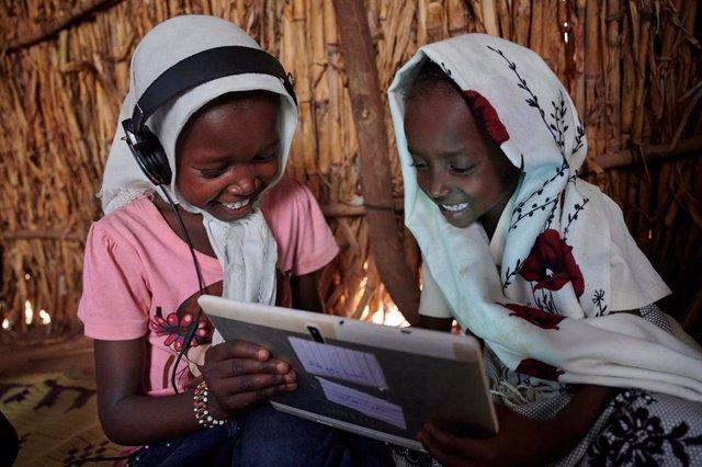 Ericsson y Unicef trazarán el mapa de la conectividad en las escuelas para lleva