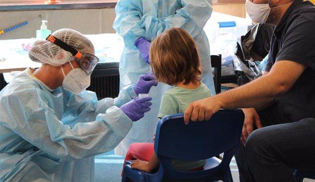 Estudio de la incidencia del coronavirus en 'casals' del Hospital Sant Joan de Déu