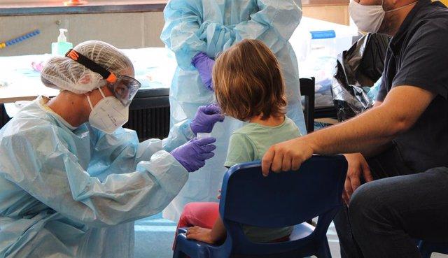 Estudi de la incidència del coronavirus en 'casals' de l'Hospital Sant Joan de Déu
