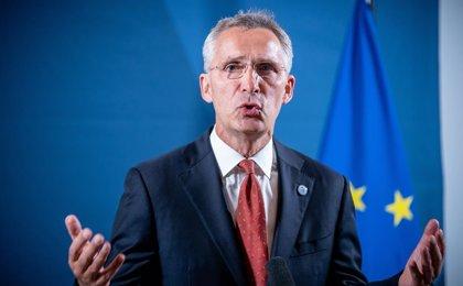 """Bielorrusia.- La OTAN asegura que no tiene mayor presencia en Europa del Este: """"No puede usarse de excusa para reprimir"""""""
