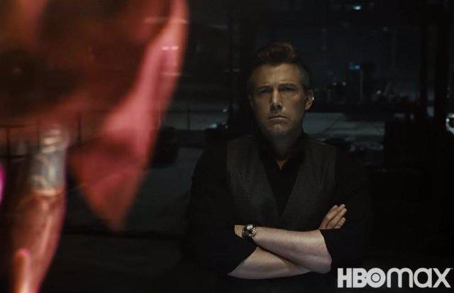 Ben Affleck es Bruce Wayne en Liga de la Justicia