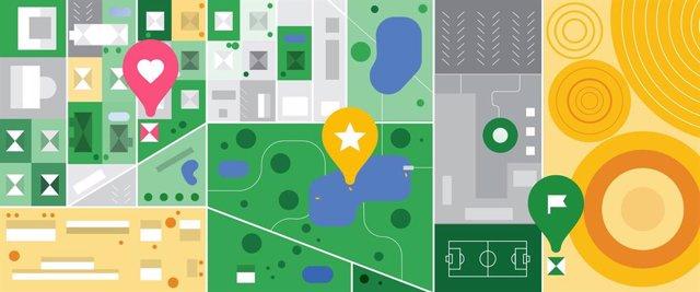 Google Maps mostrará si estamos cerca de un lugar añadido a la lista de 'Guardad