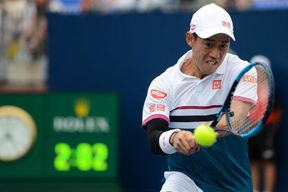 Nishikori se baja del US Open aunque ya tiene un negativo en coronavirus