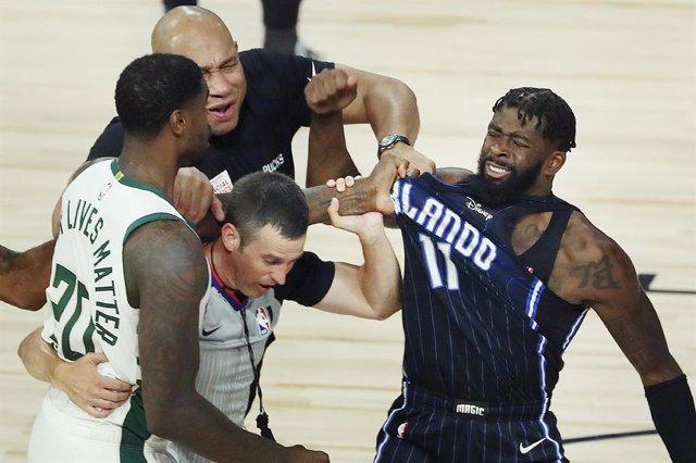 Baloncesto/NBA.- La NBA pospone toda la jornada de playoffs tras el boicot de Mi