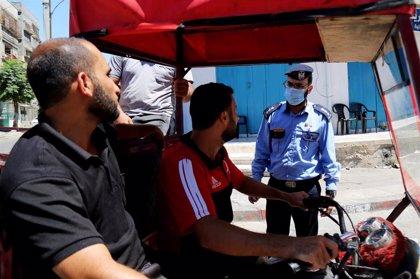 Gaza amplia durante 72 horas el confinamiento tras los cuatro casos de coronavirus detectados esta semana