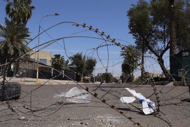 Irak.- Al menos dos empleados de la OMS heridos tras una explosión en una carret