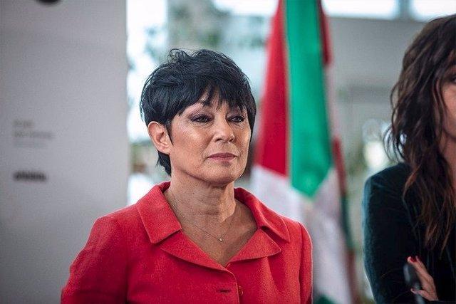 EH Bildu dará a conocer si Maddalen Iriarte se presenta a la investidura en un acto político el viernes en Navarra