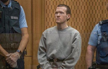 AMP.- N.Zelanda.- Condenado a cadena perpetua al autor de la matanza de Christchurch